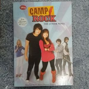 140 page Camp Rock The Junior Novel